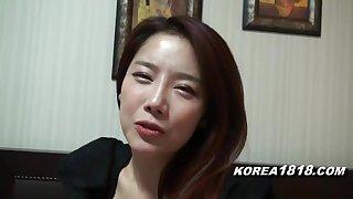 KOREA1818.COM - Hot Korean Girl Filmed for Making love