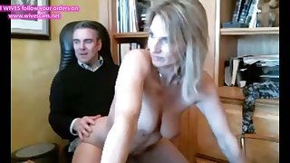 milf fucked by hung old man greater than cam - part 2
