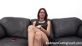 Casting Consequent Chokes Themselves to Anal Orgasm