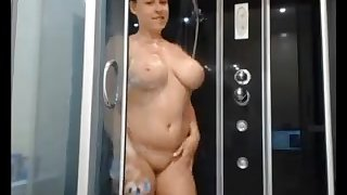 My sexy get hitched takes a shower above cam added to looks amazing