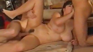 Busty hot infant retro big unproficient boobs