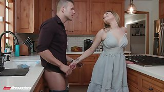 Athena Faris appetite for a friend's penis deep inside her in the caboose