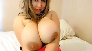 Huge Webcam Breast 26