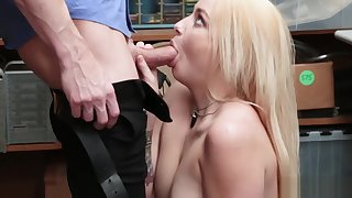 Officer pounded Carmen outlander lodged with someone