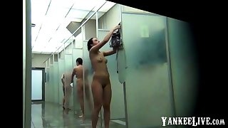 Voyeur - Europe. Come together Shower.