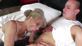 hot mature matriarch fucked by young not her son