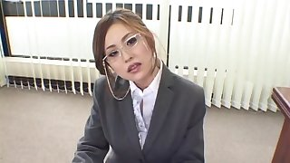 Natural boobs Grub Streeter Yui Aoyama gives an obstacle best titjob ever
