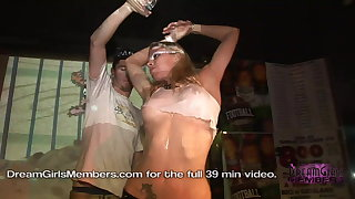 Order of the day Girl Perky Tits Get Wet At Local Outdo Contest