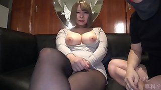 Busty clumsy asian hardcore