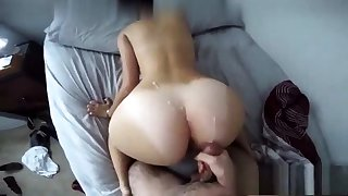 Black Ex Swain Fucked Doggystyle And Cumshot Surpassing Arse