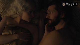 Khaleesi uses Daario for her own pleasure painless her fuck buddy