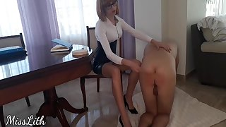 Miss Lith - Spank Punishment