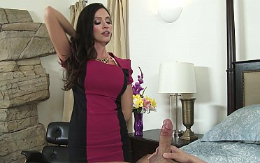 Strained cock needs some stress relief